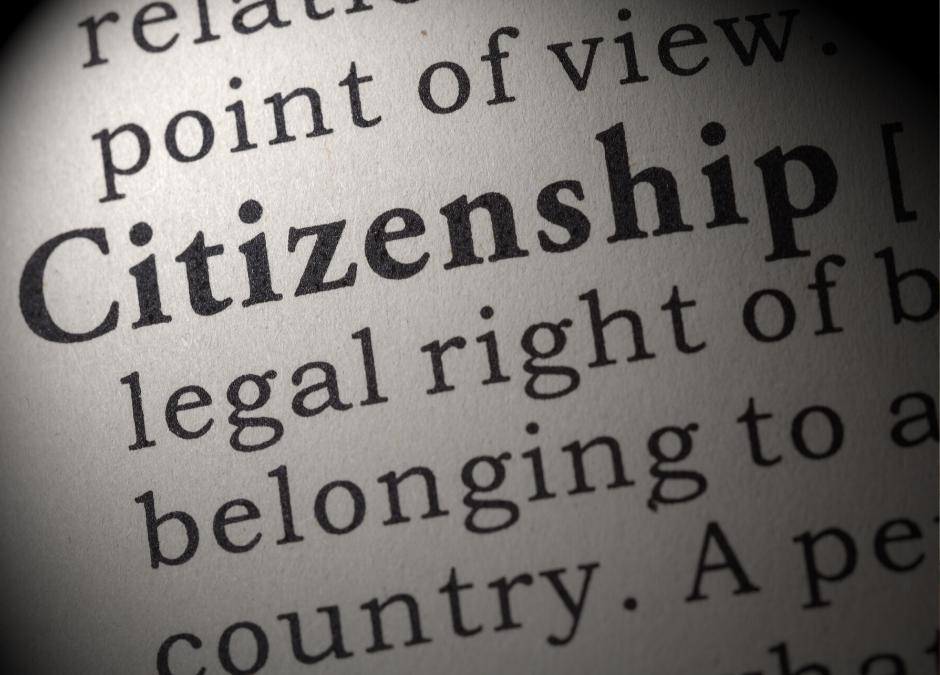 Australian Citizenship Bill Discharged from the Senate